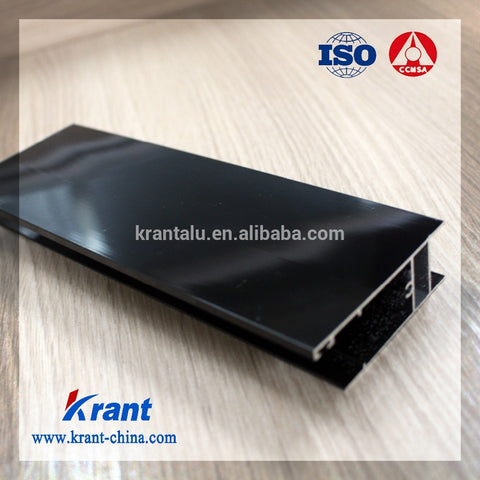 low price aluminium extrusion profile for windows and doors on China WDMA