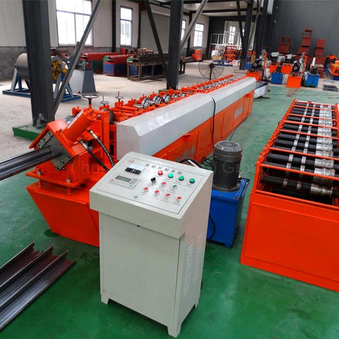 made in china 2017 new arriving steel shutter door frame roll forming machine on China WDMA