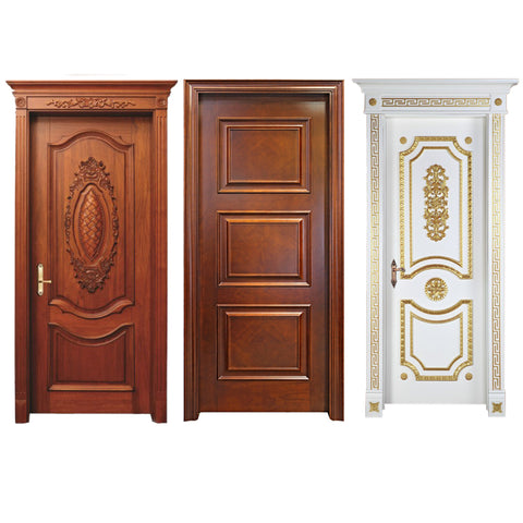 main wooden carving doors fancy teak wood door design on China WDMA