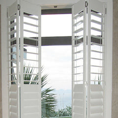 new special shape shutters /octagon shutters/bay window shutter on China WDMA