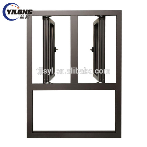 WDMA Noise Reduction Window - noise reduction soundproof glass aluminum profile sliding windows