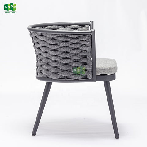 outdoor rope bar chair apartment patio out door furniture E1195 on China WDMA