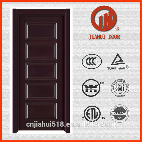painted solid pvc doors wpc door and frames on China WDMA