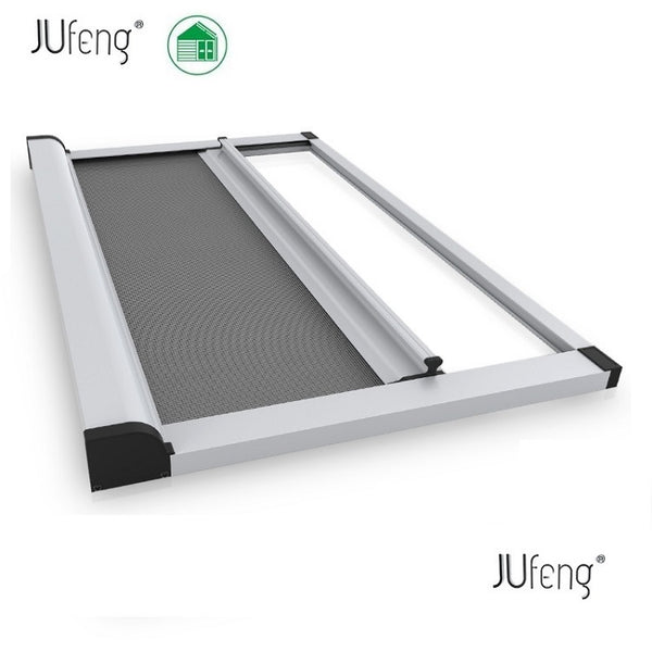patio retractable slide mosquito insect flyscreen window door on China WDMA