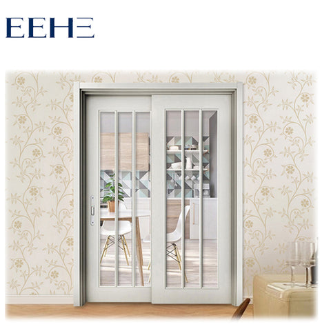powder coated aluminum lift sliding door custom on China WDMA