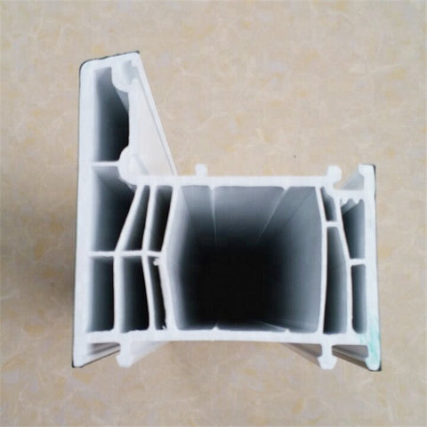 production line for upvc profile pvc villa bay window/white upvc vertical opening window profile on China WDMA
