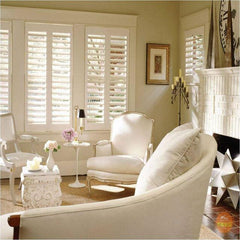 professional manufacturer louvres window plantaiton shutter blinds