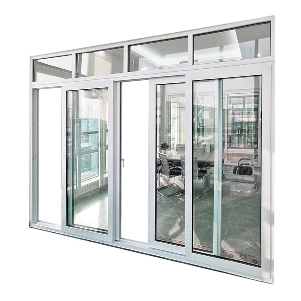 pvc double glass soundproof chinese doors on China WDMA
