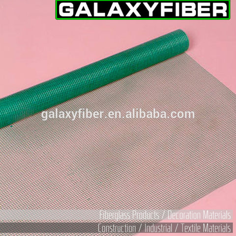 pvc fiberglass mosquito Insect Screen roll up window Fly Screen on China WDMA