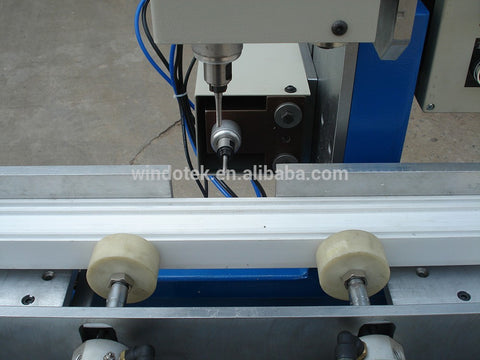 pvc upvc window maker machine on China WDMA