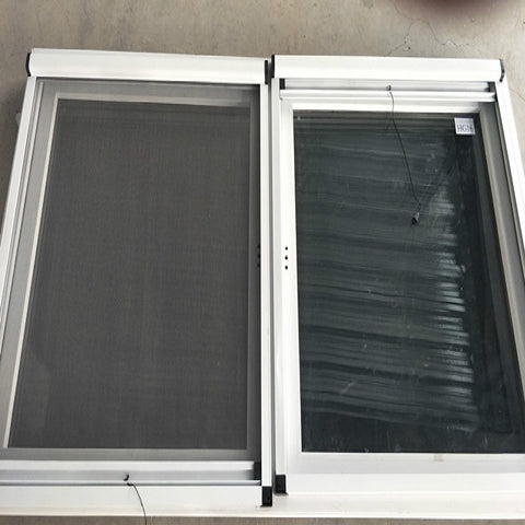 pvc windows hurricane impact windows soundproof glazing window on China WDMA