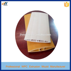 pvc wood plastic louvre blade moulding on China WDMA