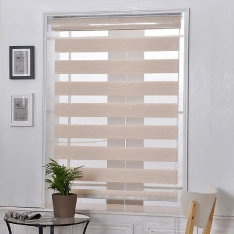 roller blind day night zebra ready made blinds for window and door on China WDMA