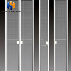 security curtains for windows 100 micron stainless steel mesh screen retractable insect screen mesh