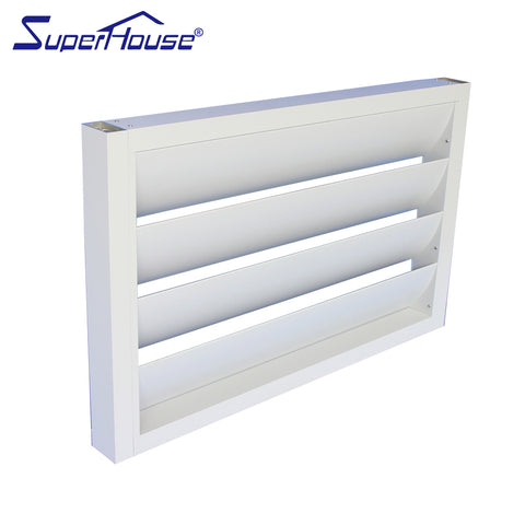 shanghai aluminum alloy window louver on China WDMA
