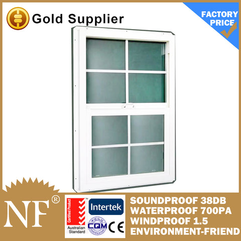 single hung american sash window on China WDMA