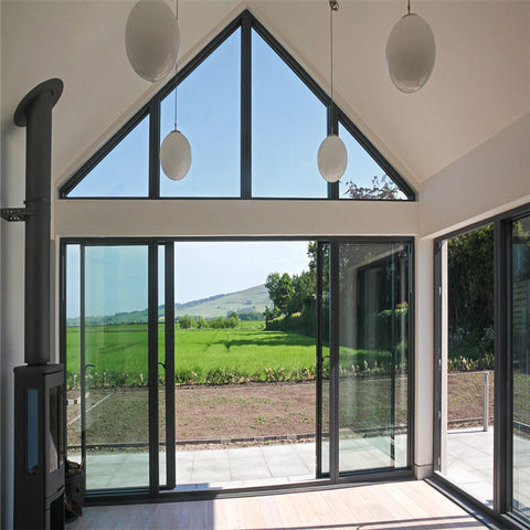 sliding patio door large sliding glass doors from China on China WDMA