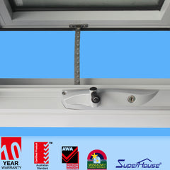 sound insulation chain wider Awning windows for home with screen on China WDMA