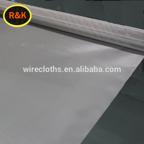 stainless steel wire mesh(For printing,filter,sieve,door and window screen) on China WDMA