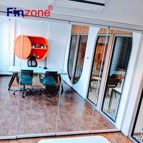 transparent aluminum sliding glass arched exterior door malaysia on China WDMA
