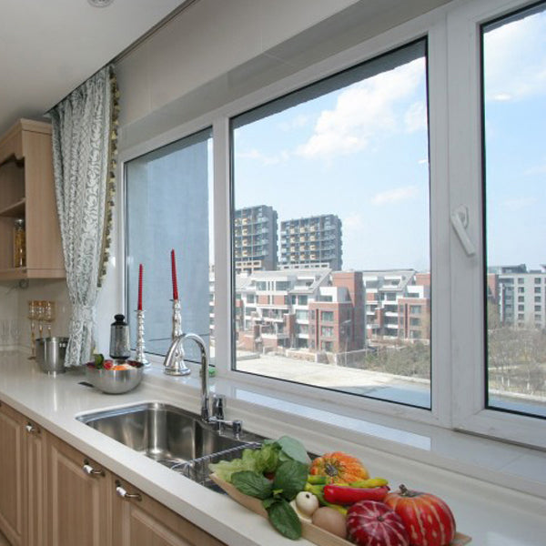 upvc double glazed sash windows/guangzhou szh doors and windows on China WDMA