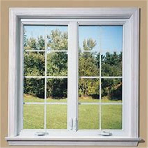 upvc laminated windows staircase casement window design on China WDMA