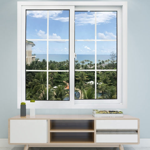 upvc/ pvc/ plastic glass sliding window and door on China WDMA