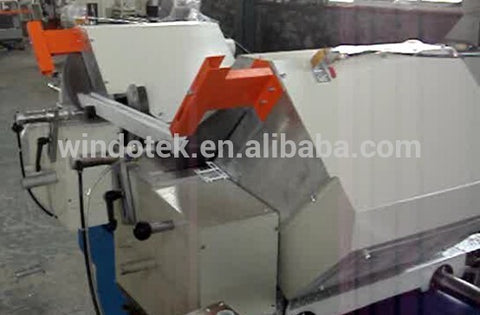 upvc window making machine on China WDMA