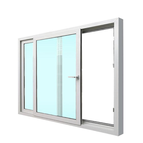 vinyl tempered double glass UPVC Windows And Doors PVC upvc sliding windows price on China WDMA