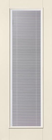 WDMA 34x96 Door (2ft10in by 8ft) Patio Smooth Raise/Tilt 8ft Full Lite W/ Stile Lines Star Single Door 1