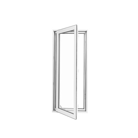 China WDMA aluminium bay window Aluminum Casement Window