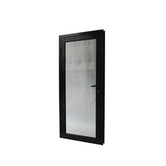 China WDMA Office Door With Glass