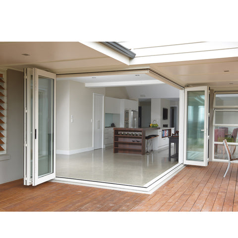 WDMA Aluminium Glass Folding Windows And Bifolding Doors