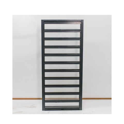 China WDMA Naco Louvered Window