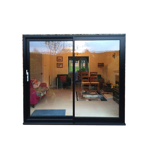 China WDMA kitchen entry doors Aluminum Sliding Doors