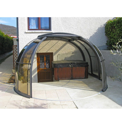 China WDMA Free Standing Sunroom
