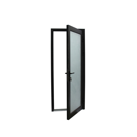 China WDMA Aluminum Profile hinged door Aluminum Hinged Doors
