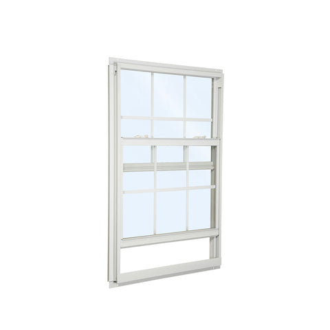 WDMA Aluminum Profile Vertical Sliding Window On Sales