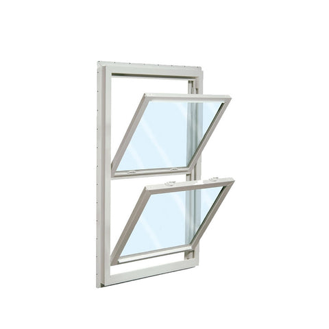 China WDMA sliding Vertical Window Aluminum Single Hung Window