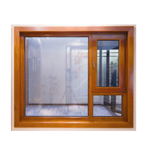 WDMA American Aluminum Clad Timber Glass Doors And Windows Cladding Wood Windows