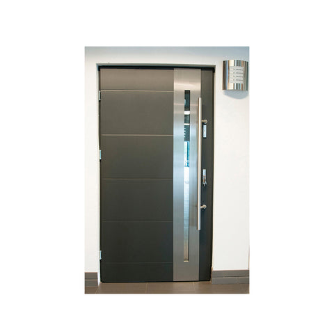 China WDMA American Steel Doors
