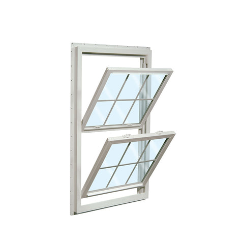 WDMA American Style Aluminium Lift Up Down Vertical Sliding Window Price