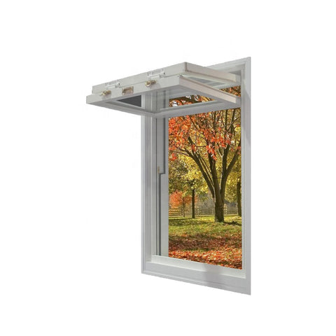 China WDMA Vertical Folding Window