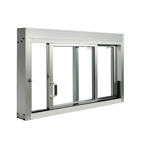 China WDMA Thermal Break Aluminum Window