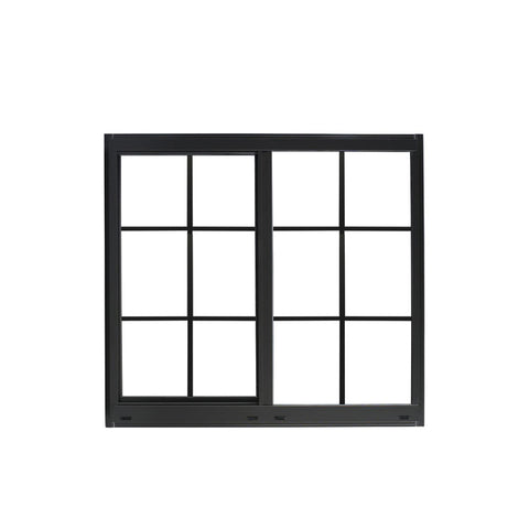 China WDMA glass louvre windows Aluminum Sliding Window