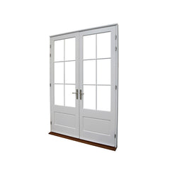 China WDMA flush door Wooden doors