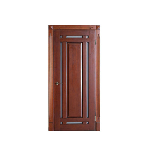 China WDMA wooden flash door Wooden doors