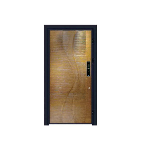 China WDMA aluminium patio door Aluminum Casting Door