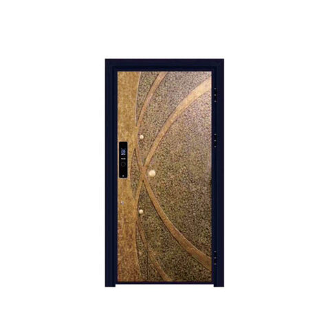 China WDMA aluminium swing door price Aluminum Casting Door