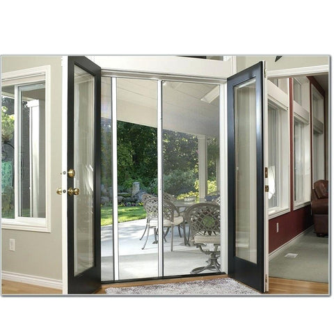 China WDMA Aluminum French Door